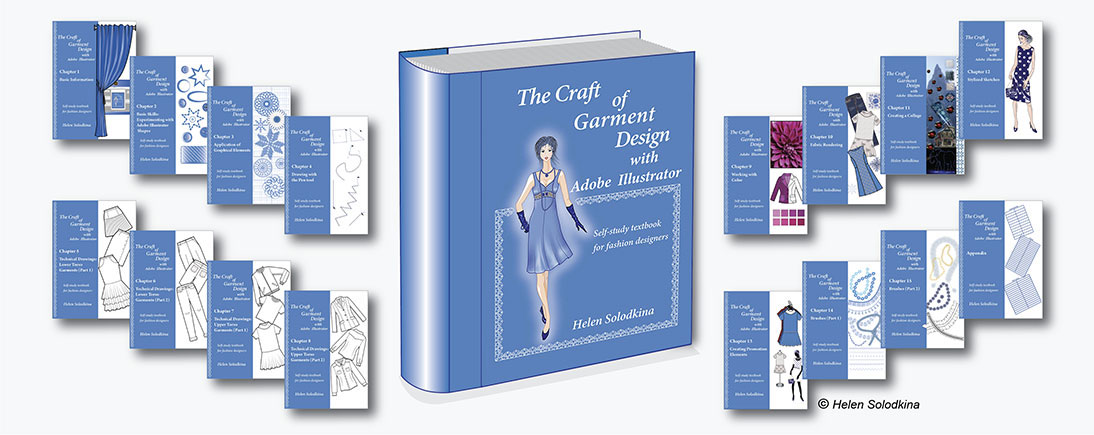 The Craft of Garment Design with Adobe Illustrator